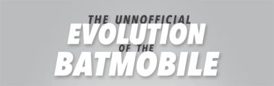 Unofficial Evolution Batmobile | LoanMart
