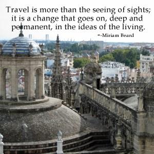 Travel is more meme--minus tag copy