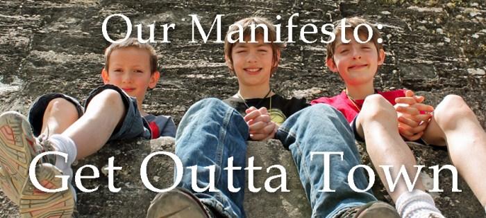 Manifesto rectangle copy