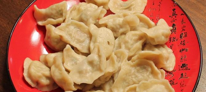 Highchair Travelers: Pork Chinese Dumplings
