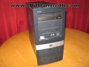 HP Compaq DX2420 Microtower Computer (Hardware Upgrades, Windows Vista Installation & Review)