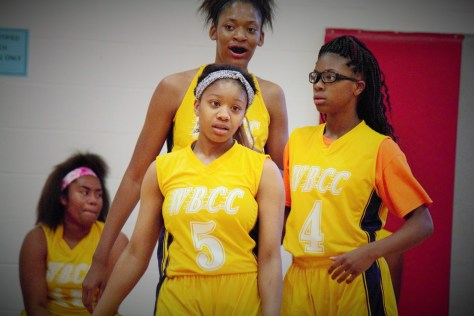 L-R ( Dontrecia Johnson (Overton) Rochelle Lee (Southwind) Jireh Washinton (Central)