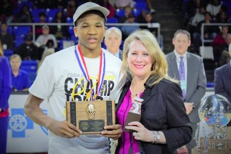 Tevin Ollison (MVP)