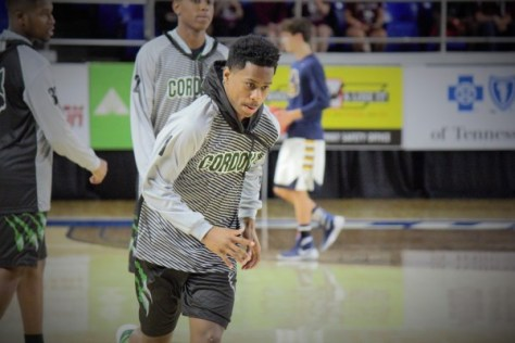 Tyler Harris (One of the Best Guards In The State)