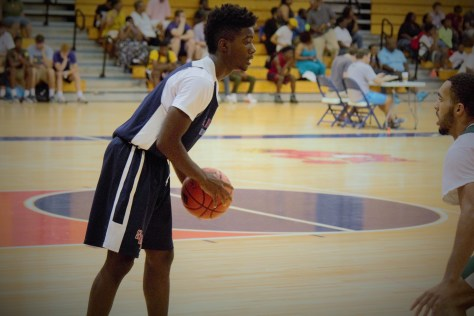 2018 Guard Trey Davis Needs To Have Your Respect!!