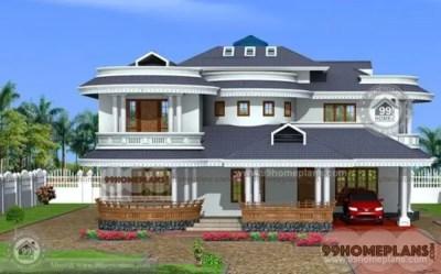 4 BHK Duplex House Plan - Latest Modern Home Elevation Design Ideas