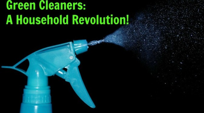 A Household Cleaning Revolution