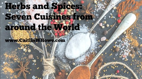 herbs and spices from around the world