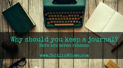 keep a journal