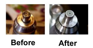 fuel injection service before after