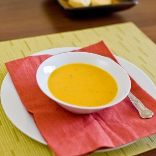 Vegetable Soup Vegan-8