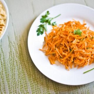 Moroccan Carrot Salad-3