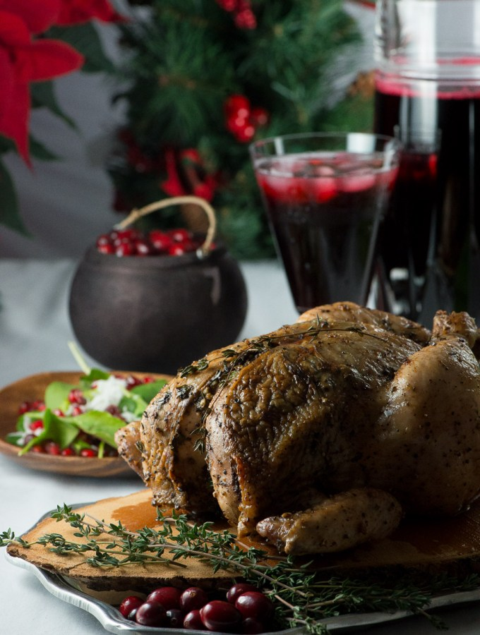 Jamaiacan Christmas Table Spread-1