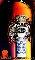 Chivas Regal 15 years old
