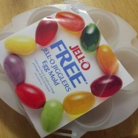 FREE Jell-O JIGGLERS Egg Mold at Weis