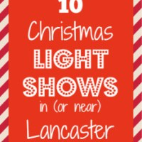 10 Christmas Light Shows in (or near) Lancaster County