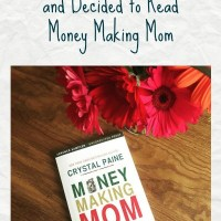 "Why I Changed My Mind and Decided to Read ""Money Making Mom"""