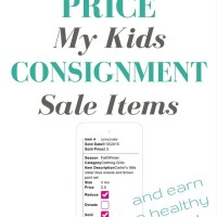 My First JBF Kids Consignment Sale: How I Priced My Items to Earn a Healthy Profit