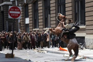 The Walking Dead Want Horse