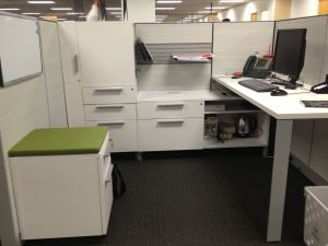 IKEA meets Office Cube