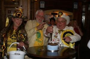 Christine, Colin Bex & Howling