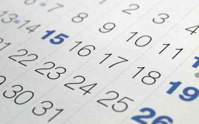 ACT Test Dates (2016-2017)