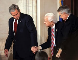 bush-with-byrd