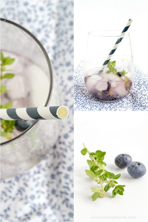 Country Thyme Lemonade | Mother Thyme