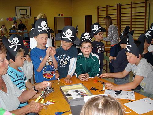 Piraten Kinderfreizeit