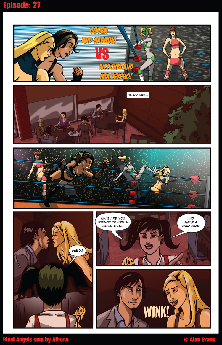 Chapter 4-Page-27-Maintaining Appearances