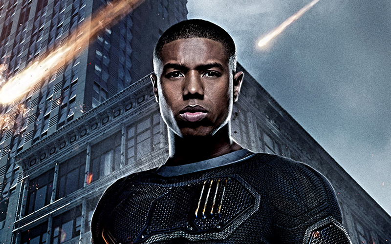 Michael-B.-Jordan-as-The-Human-Torch-in-Fantastic-Four-