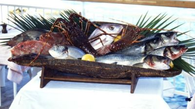 Restaurant de poissons et fruits de Mer à Nice