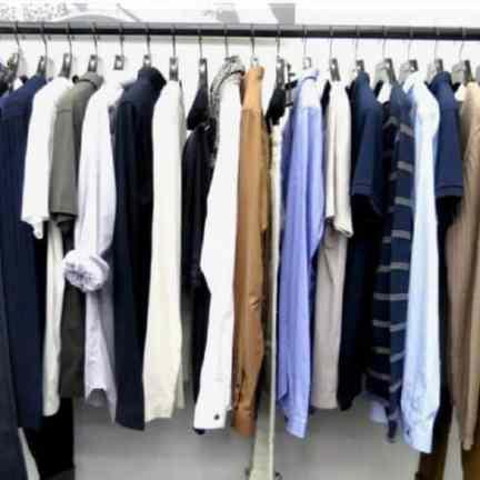 Tests vêtements