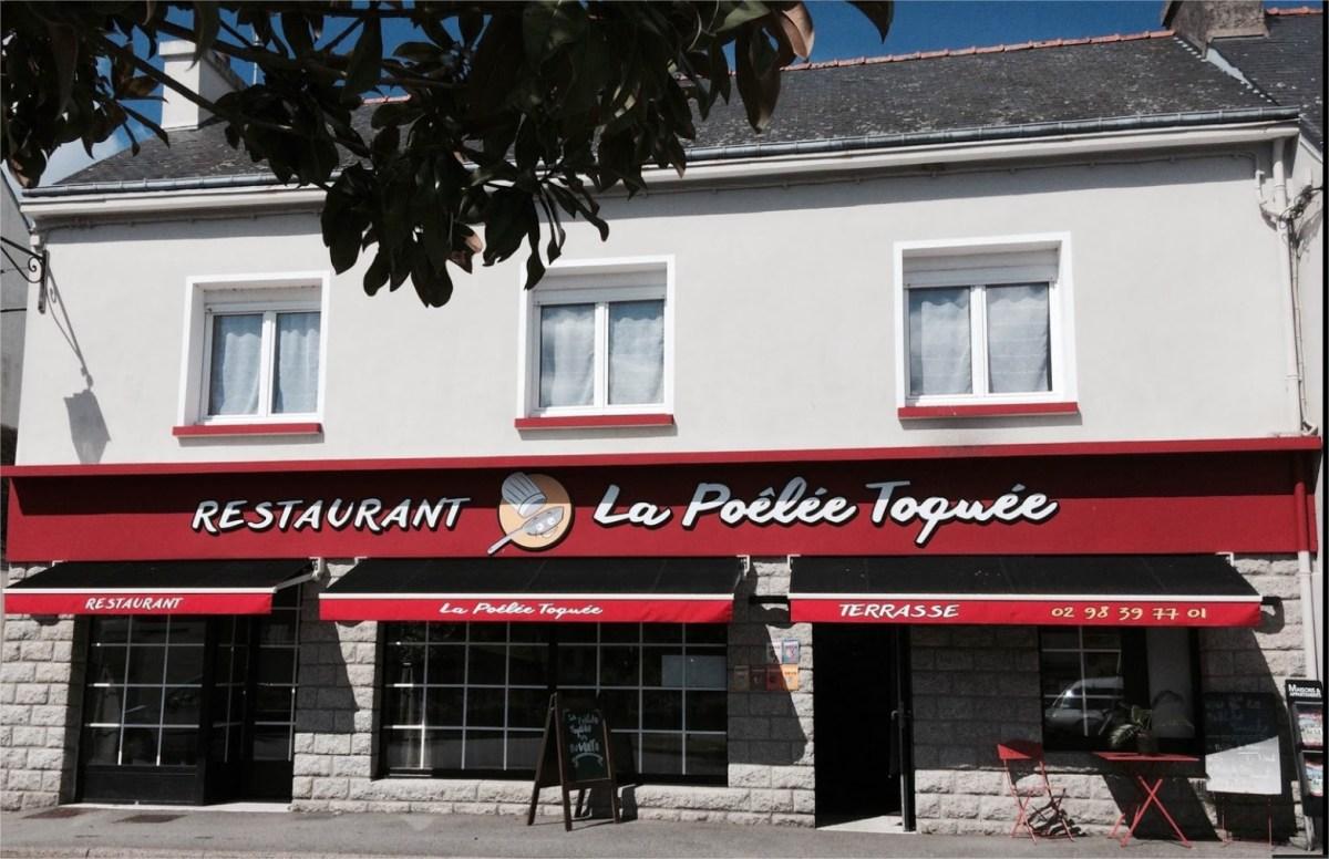 Restaurant La Poêlée Toquée à Moëlan-sur-mer