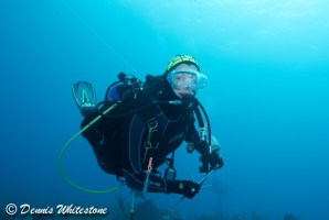 Dive guide Michele