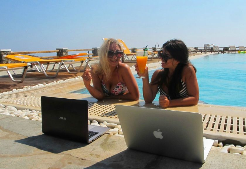 digital nomad lifestyle, how to become a digital nomad