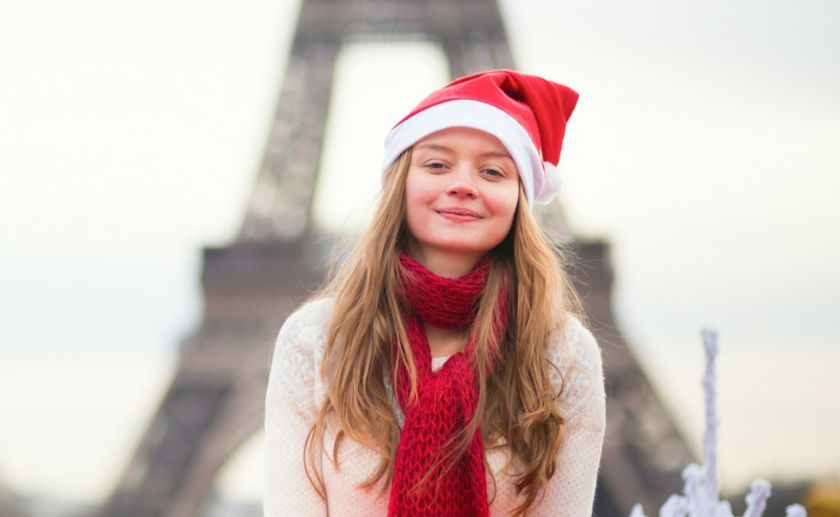 travel beauty tips for the Christmas season