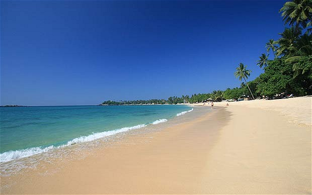 top solo travel destination 2015 sri lanka beach