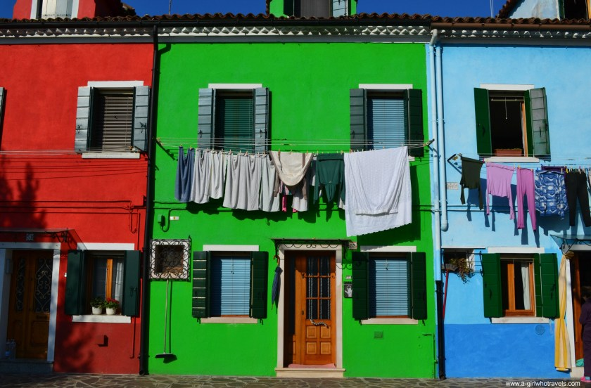 Best places in Italy, Burano