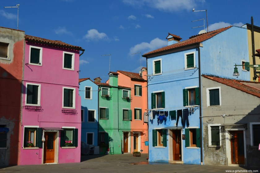 World's Most Colourful City, Burano