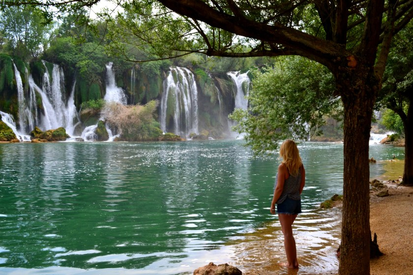 Kravice Waterfall, Bosnia and Herzegovina