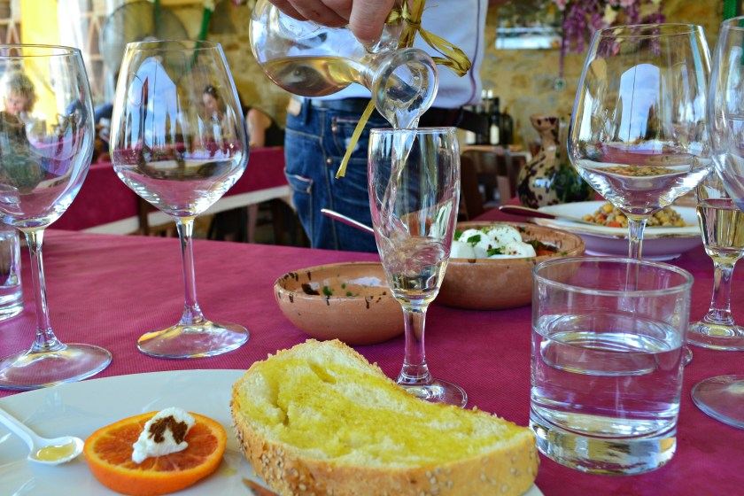 wine tasting and lunch in Chianti, Walks of Italy