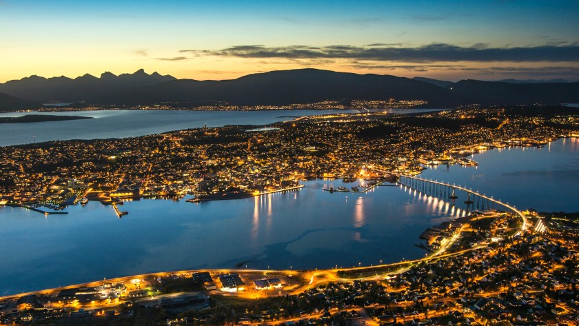 Tromso Norway with Best Served Scandinavia