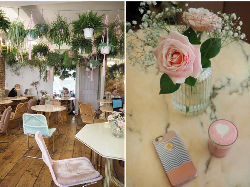 What are London's most instagrammable cafes and spots