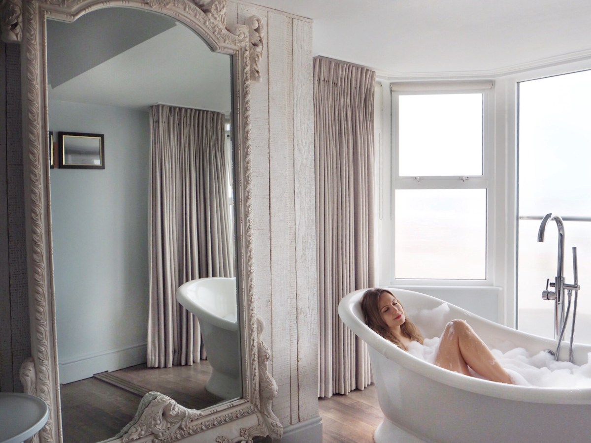 Soul Cleansing by the Ocean:  My Experience at Watergate Bay Hotel