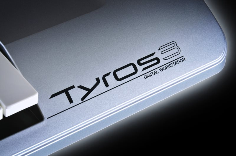 Tyros 3 (Country part 1)