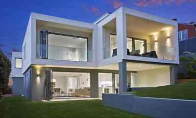 Architect Design New Home - Cube House Seaforth, Sydney
