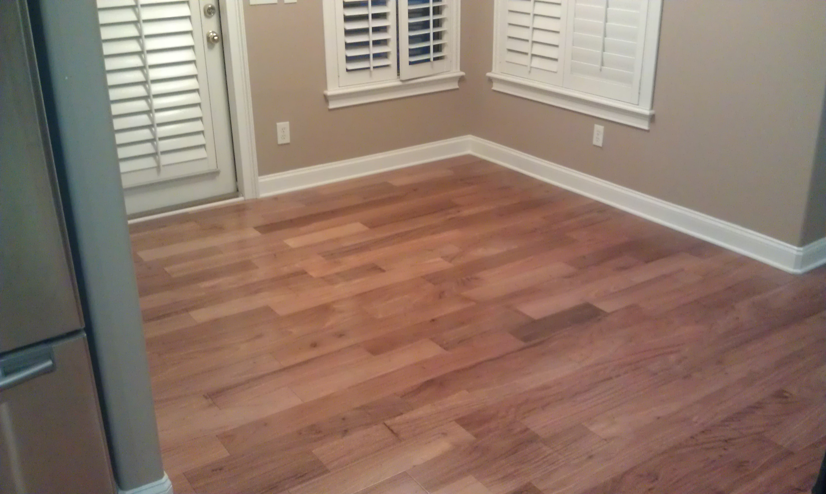 laminate flooring kitchen laminate flooring Jacksonville Home Laminate Flooring Project