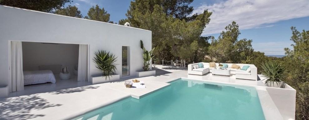 Zeezicht villa Ibiza