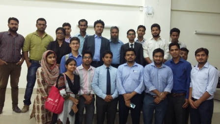 18 AMU students of MBA get placement
